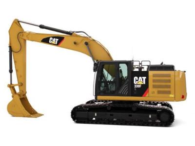 Excavators - Large