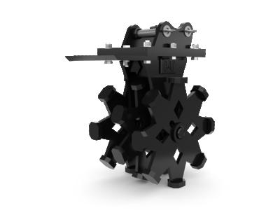 Compactors Wheels - Excavators, Mini, Backhoe