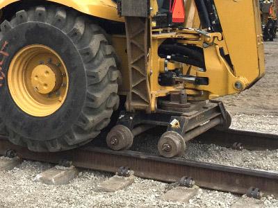 Rail Rider (Hi-Rail)