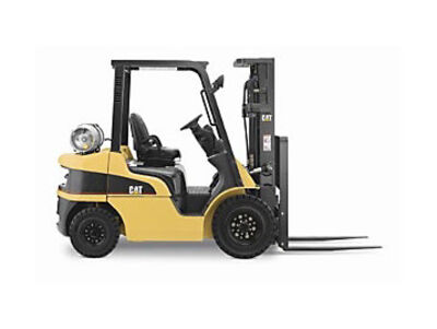 CAT LIFT TRUCKS-P5000