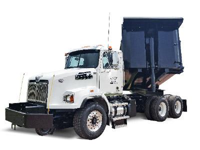 Hi-Rail Trucks