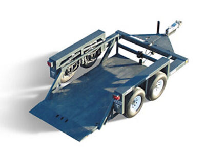Utility/Equipment Trailers