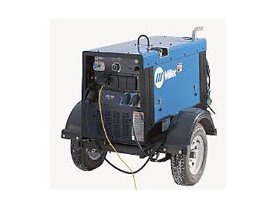 Towable Welders
