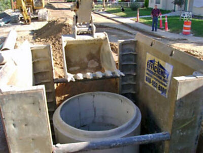 Steel Manhole Boxes