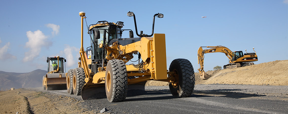 Heavy Equipment for State and Local Government Contractors width=