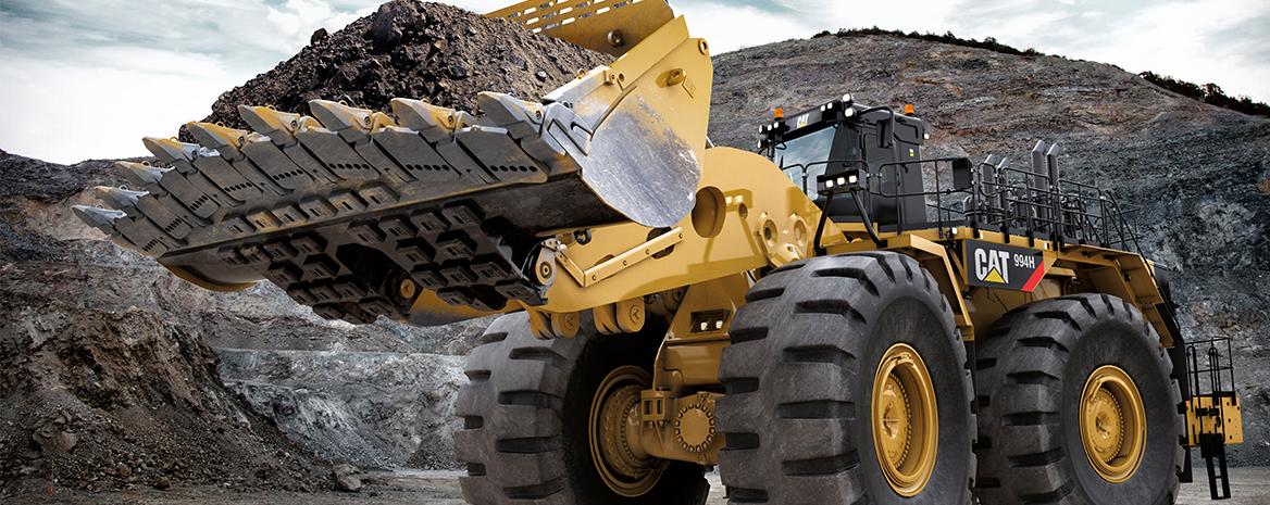 Heavy Construction Equipment Leaders
