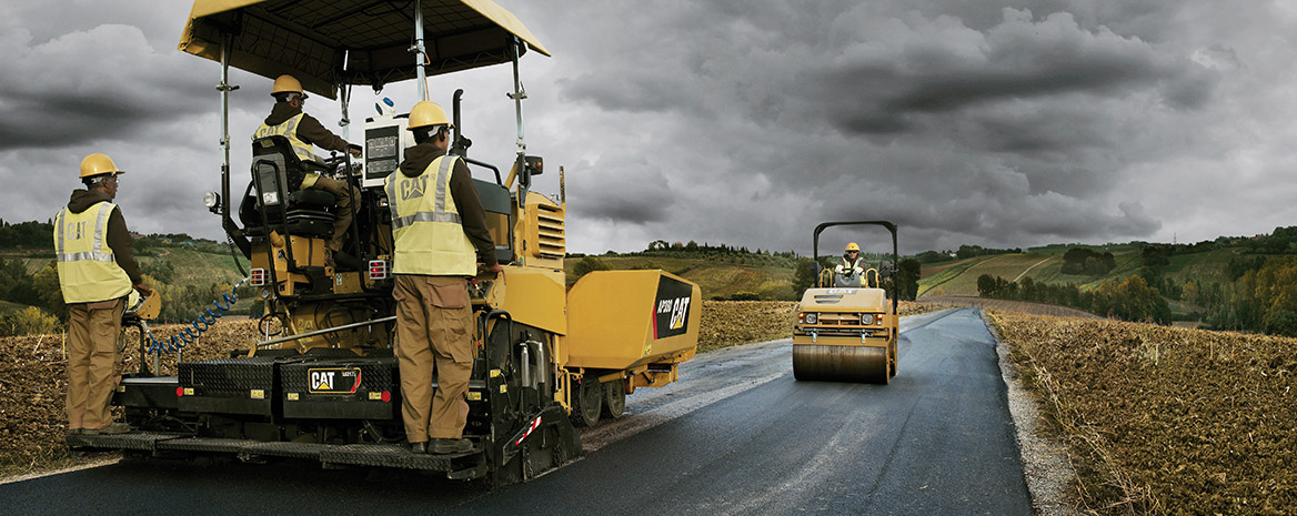 Paving Equipment Supplier
