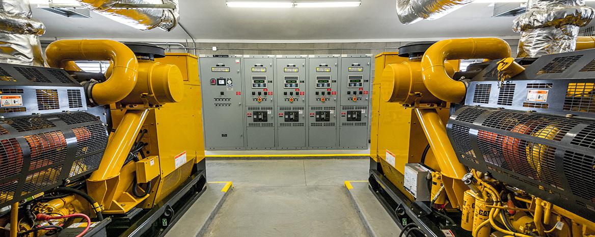 Power Generation service equipment