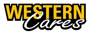 Western Cares logo