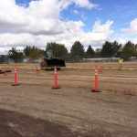 Customers took to the Twin Falls equipment at the rodeo, making the challenges look easy.