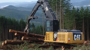 Cat Financial Forestry products offer