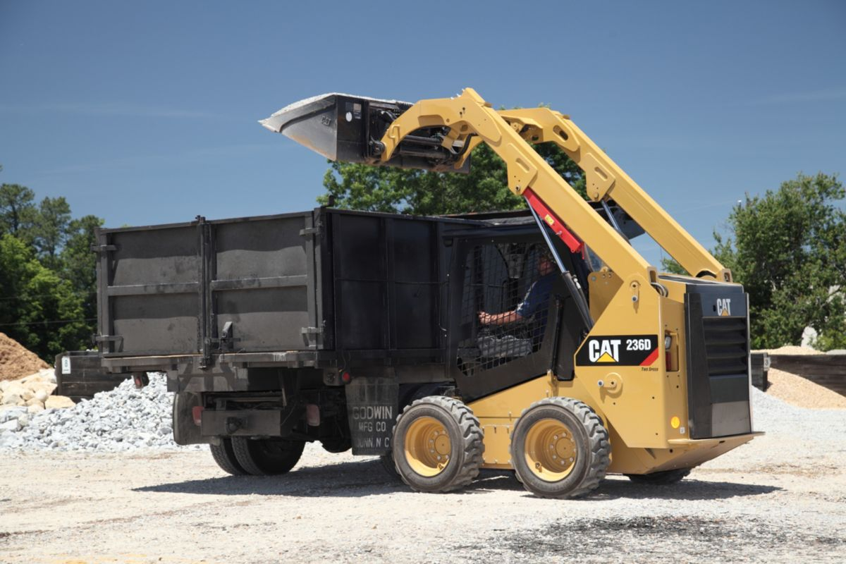 New Cat Skid Steer Loaders for Sale - Western States
