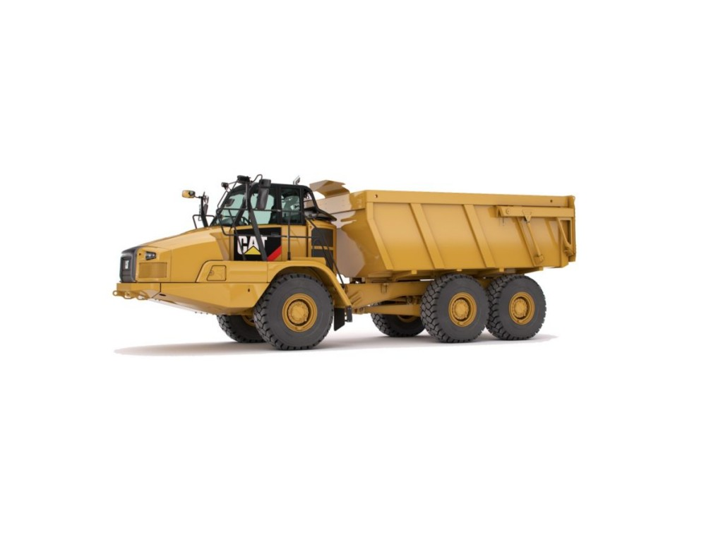 New Cat Articulated Trucks for Sale