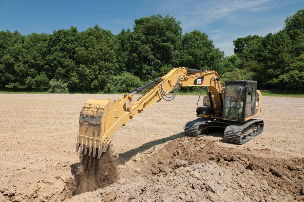 New Cat Excavators for Sale   Western States Cat