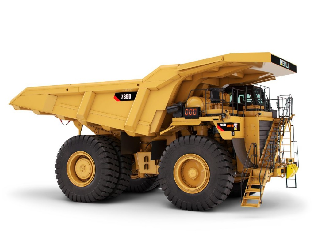 New Cat Off-Highway Trucks for Sale