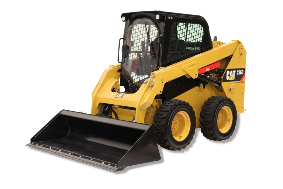 Buy Cat Used Skid Steer for Sale - New Jersey | Foley Inc |Cat Skid Steer