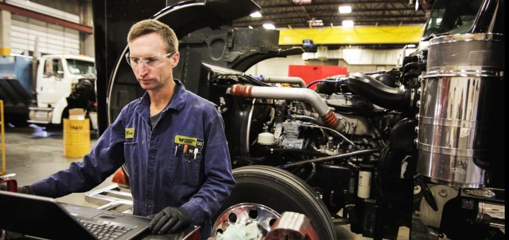 meridian diesel service technician